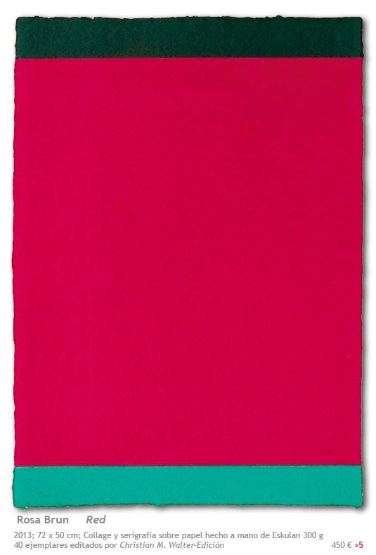 BrunRosa-Red