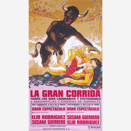 Elio Rodríguez; La Gran Corrida