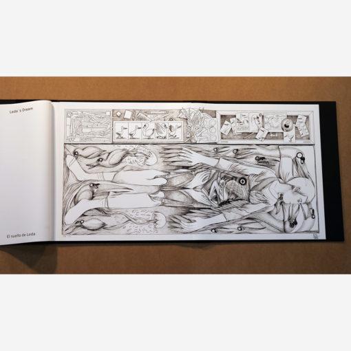 Sergio García_New York-El sueño de Leda
